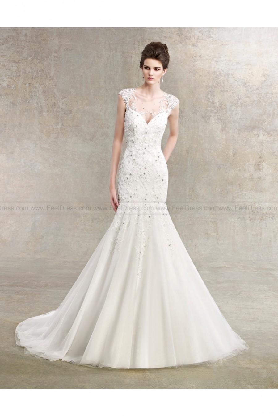 Wedding - KITTYCHEN Couture - Style Caroline K1207