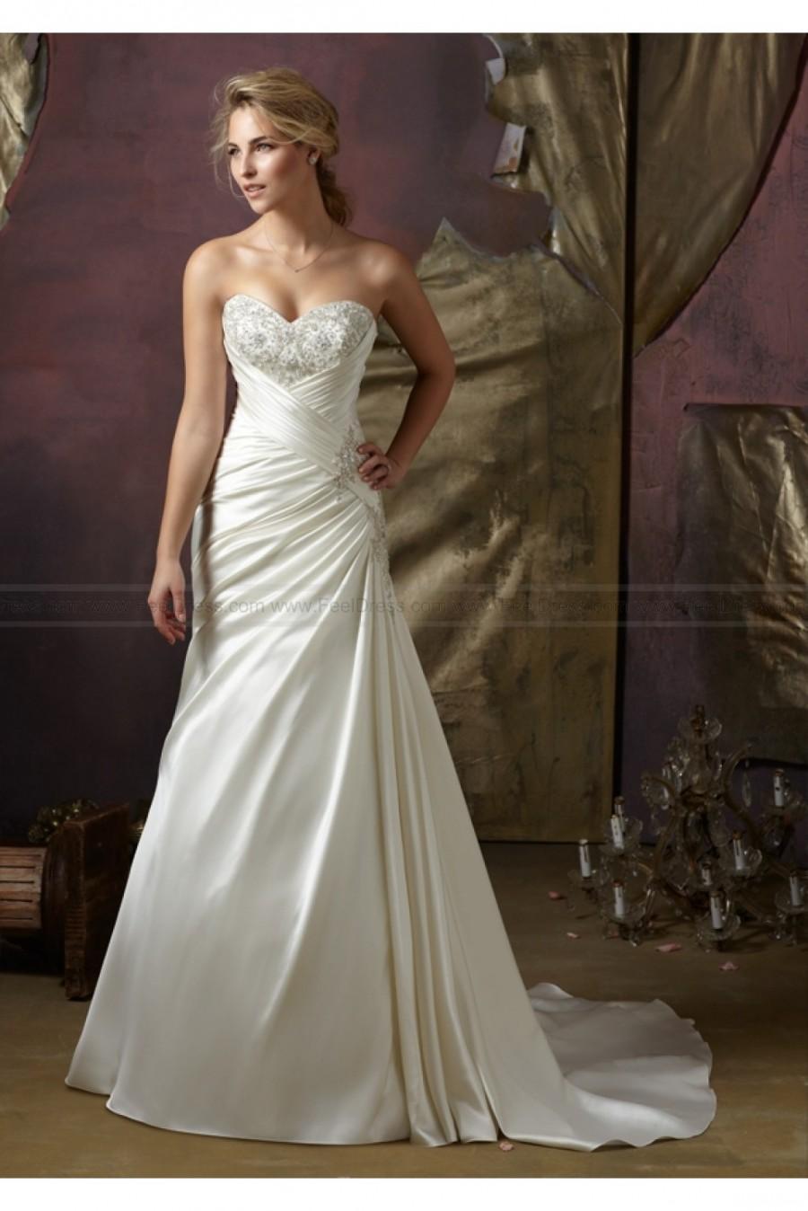Hochzeit - Mori Lee Blu - Style 4967