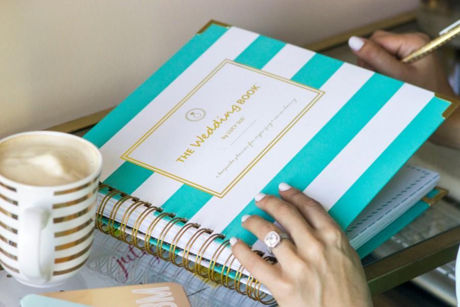 Wedding Planning Book.Wedding Planner Book Wedding Book Keepsake Organizer Wedding