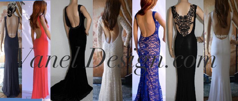 Long Black Bridesmaid Dress Cocktail Dress Lace Formal Dress Elegant