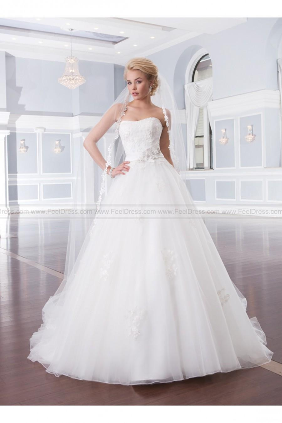 Свадьба - Lillian West Style 6311