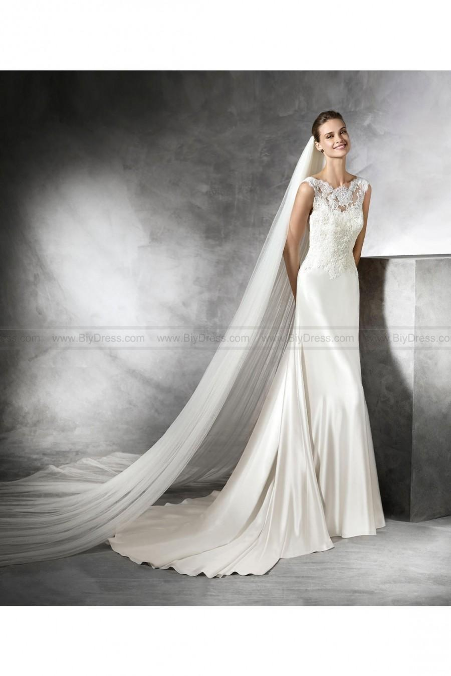 Wedding - pronovias tasmin