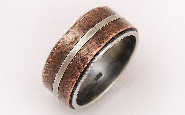 Wedding Band Ring For Men