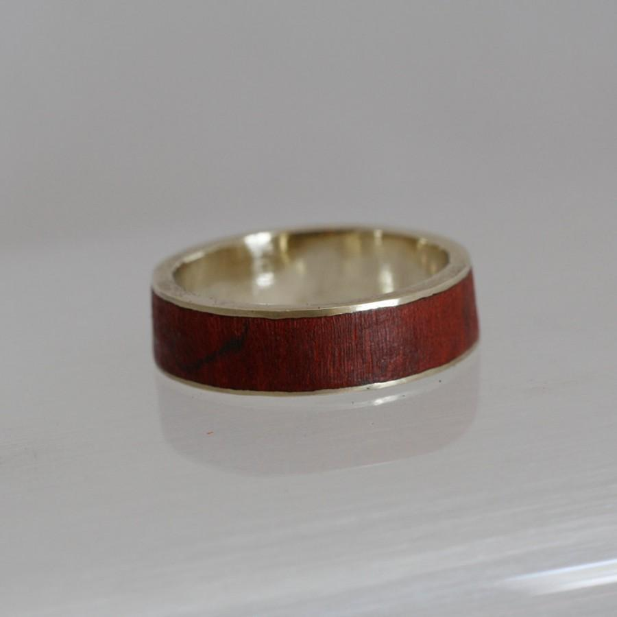 wooden wedding rings of distinct and generosity wood wedding rings Image of wooden wedding rings for men uk