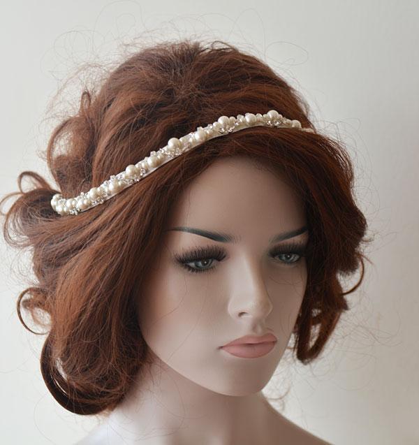 Wedding - Bridal Headband