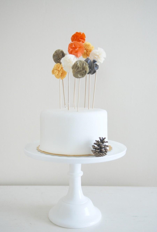 Свадьба - Cake Pom Collection