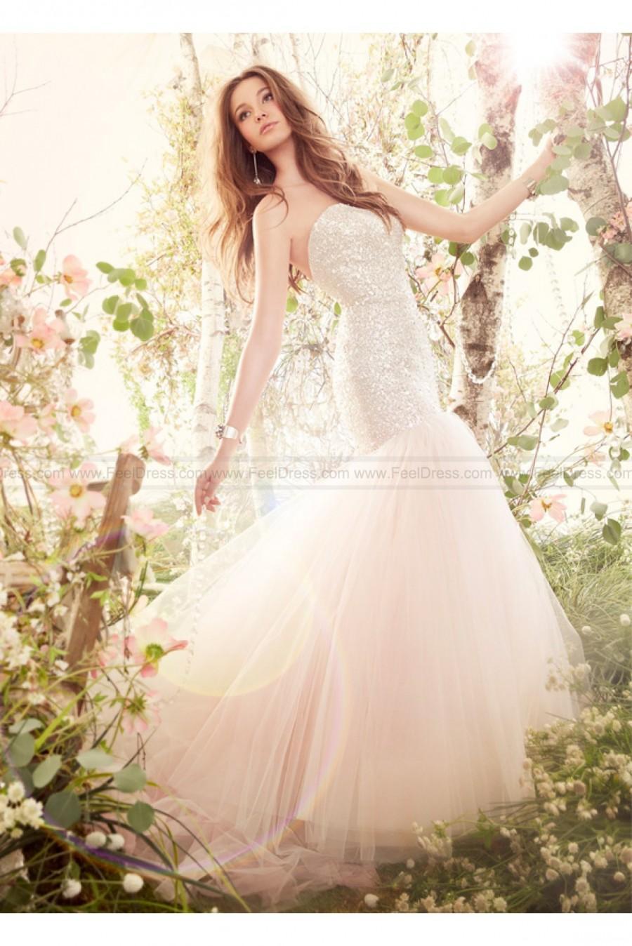 Свадьба - Jim Hjelm Wedding Dress Style JH8416