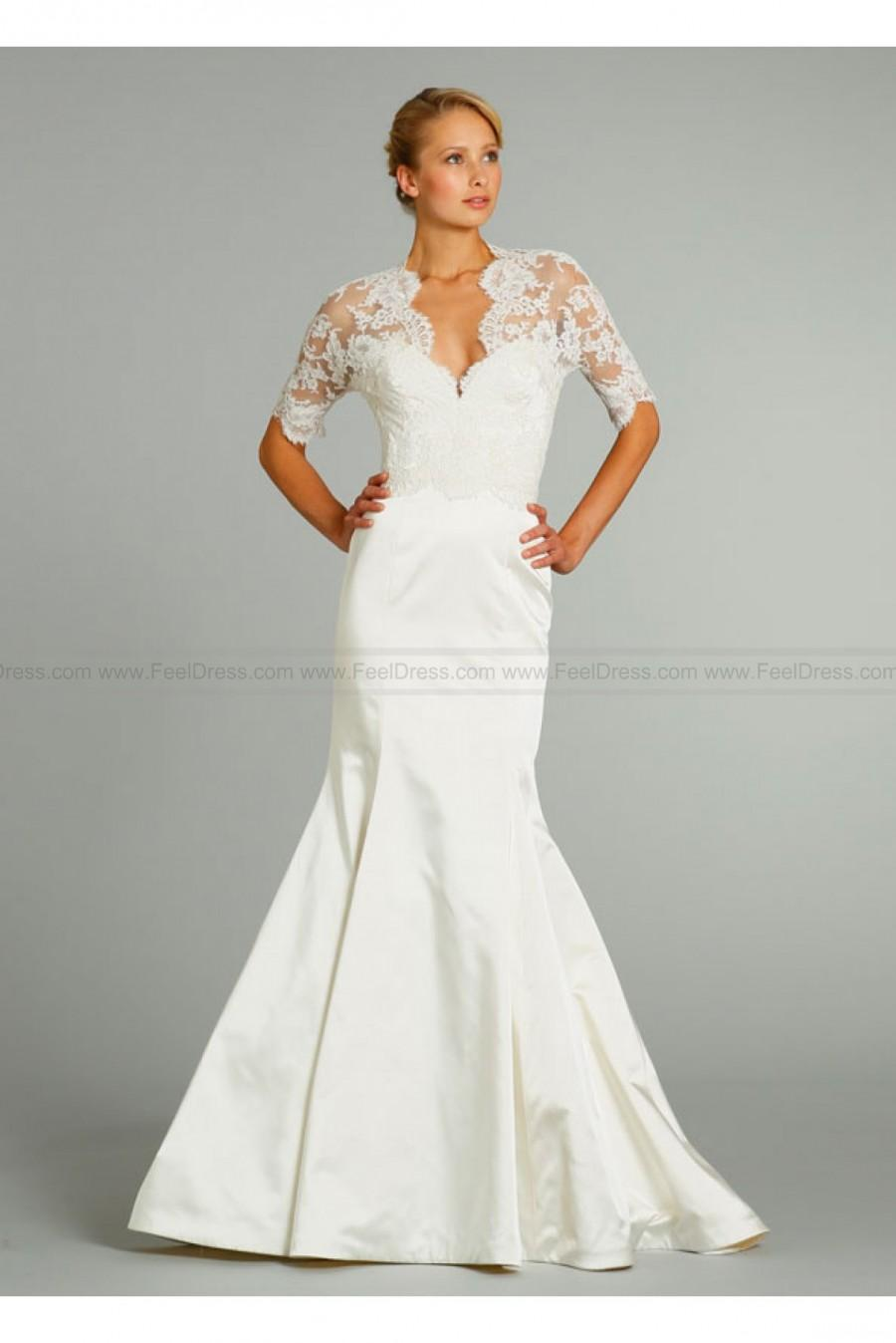 Jim Heljm Wedding Dresses.Jim Hjelm Wedding Dress Style Jh8256 2450576 Weddbook