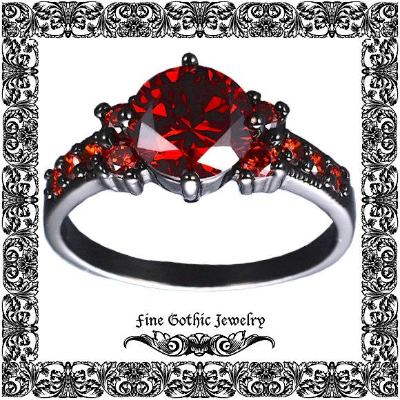 Mariage - Gothic Ring