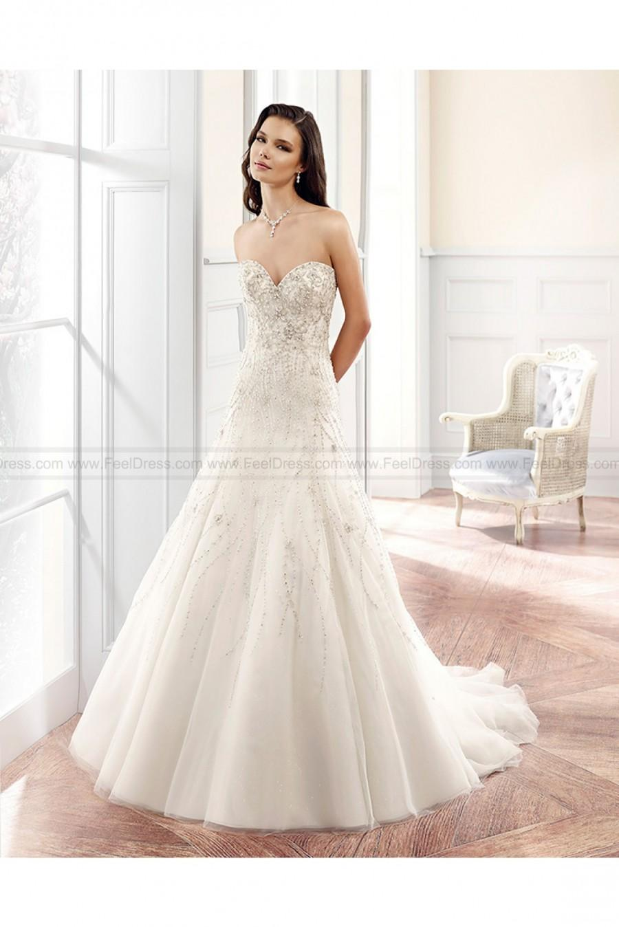 Hochzeit - Eddy K Couture 2015 Wedding Gowns Style CT129