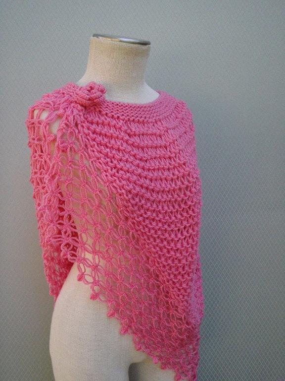 Hochzeit - Shawl,Bridal Shawl, Bridal bolero, Wedding bolero,  shrug, Crochet  and Knit Shawl, Winter Wedding cover ups,