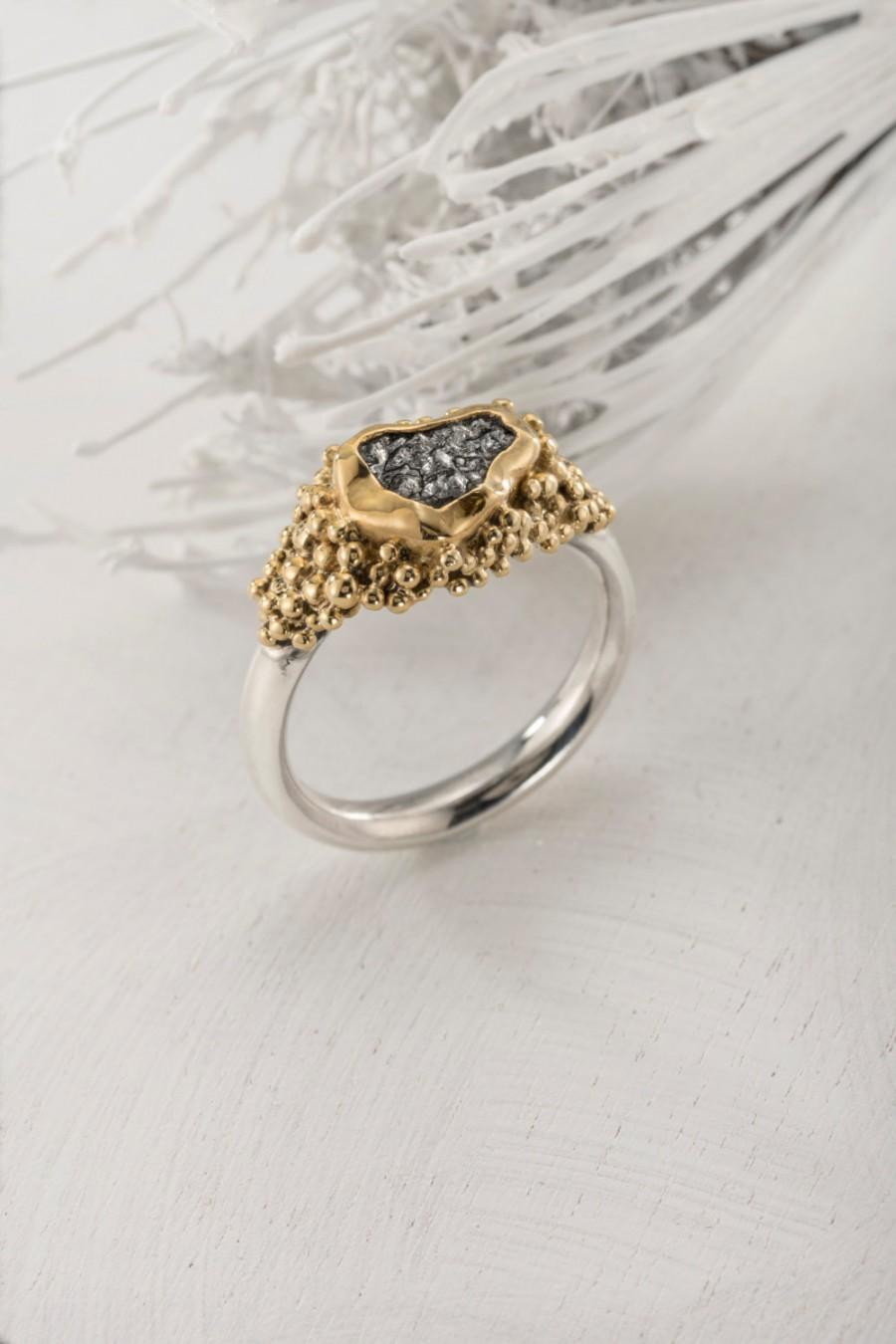 design d stone dawes products opaque hewn jennifer raw rings ring diamond engagement hwco three