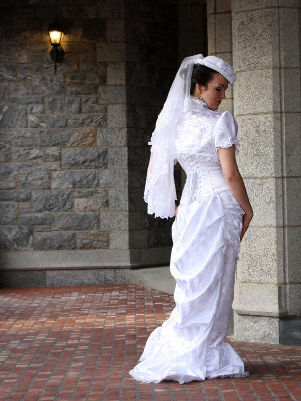 Rosa Mia Victorian Bridal Gown Made To Measure #2451780 - Weddbook