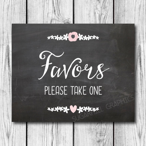 Chalkboard Wedding Sign Printable Wedding Sign Chalkboard Wedding