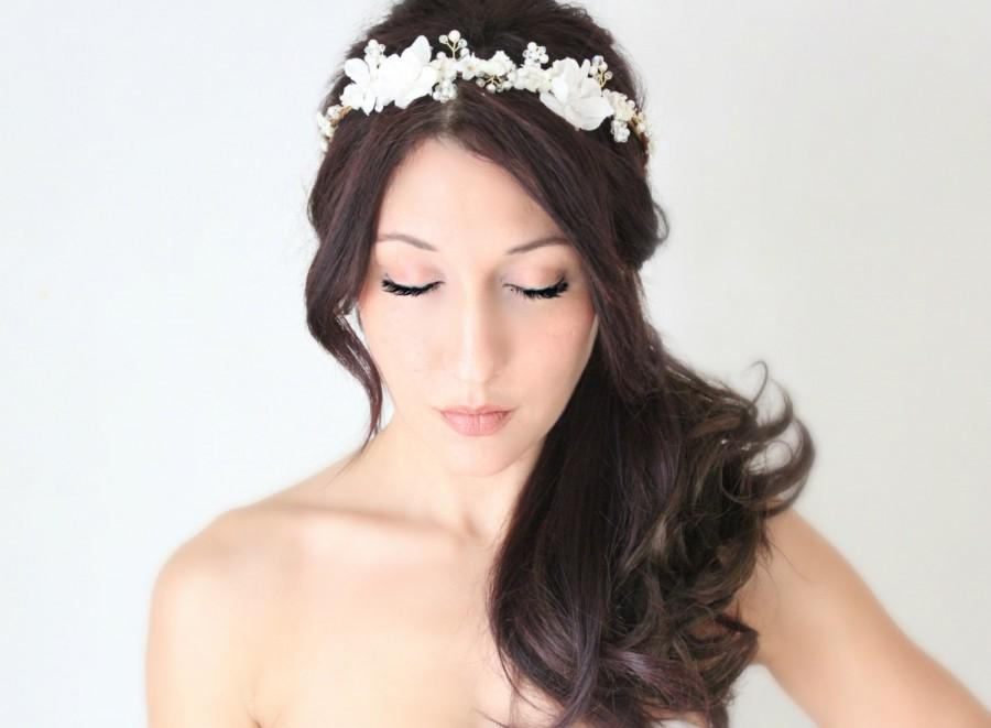 Bridal Headband  dda7c9737fb