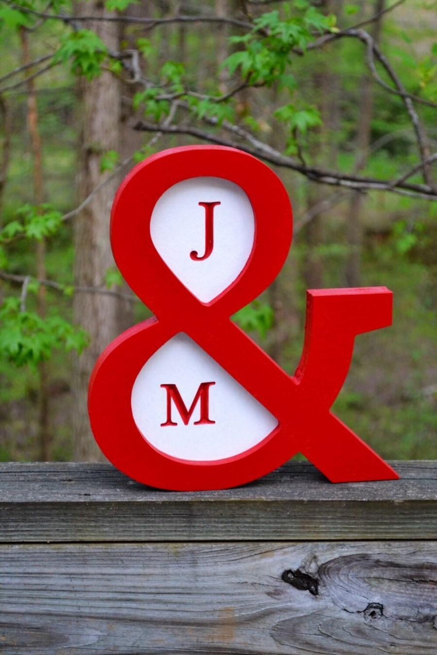 Свадьба - Gift for Wife, Wedding Reception Centerpiece, Wedding Reception Decor, Red Wedding Decor