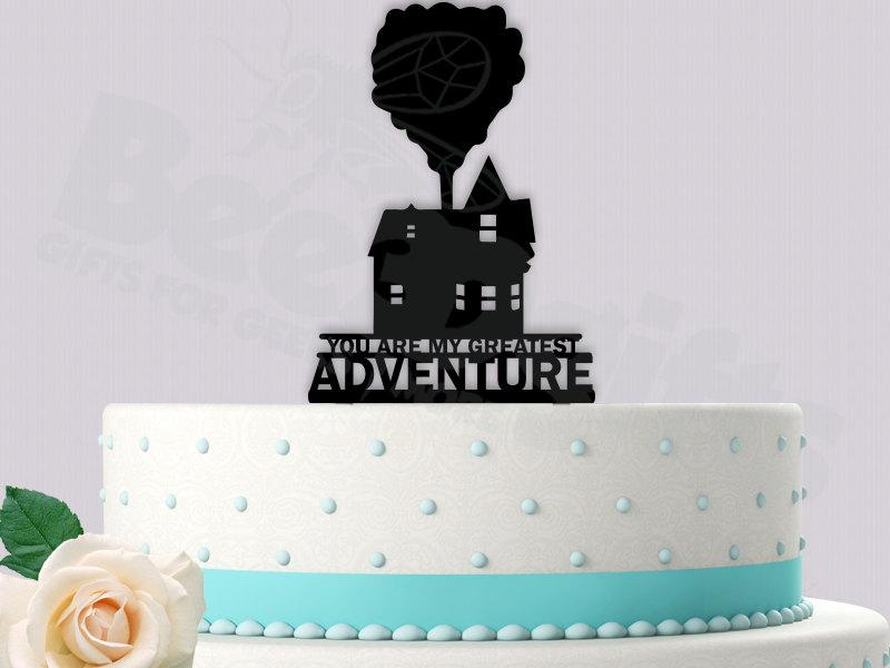 Mariage - UP Topper (You are my Greatest Adventure)