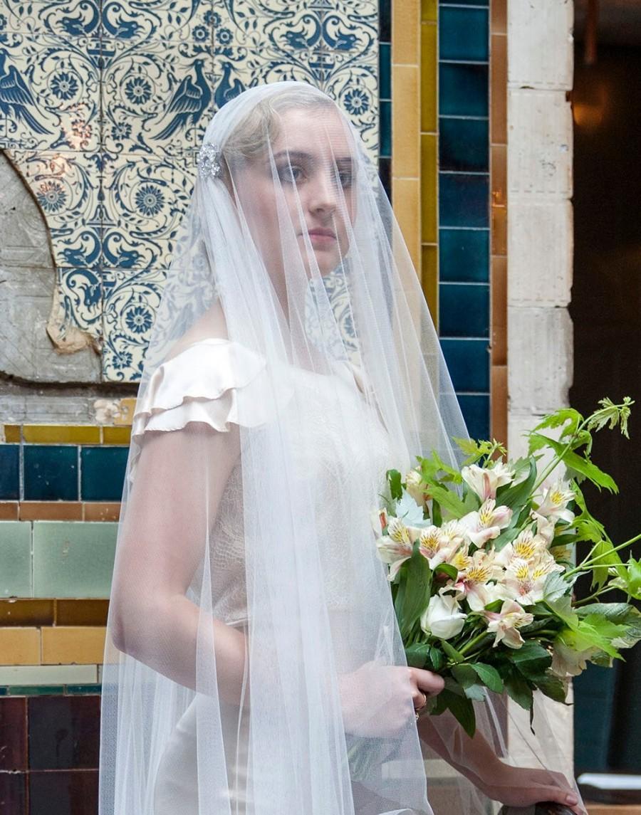 Kate Moss Wedding Veil – Skyranreborn