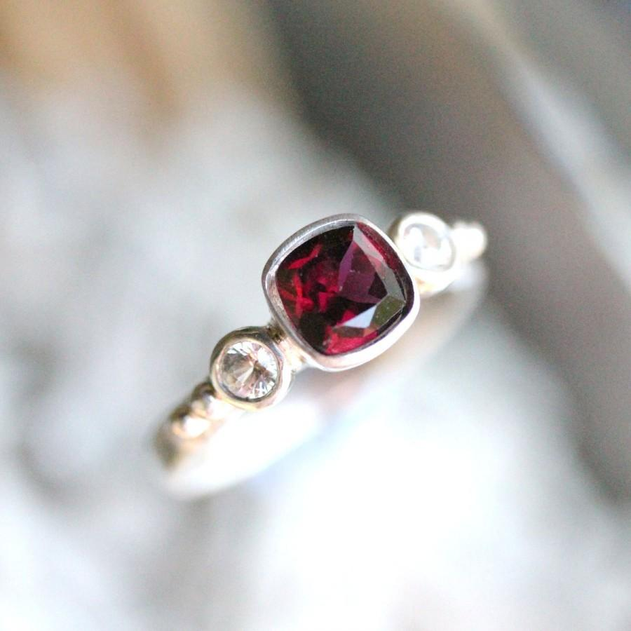 wow ring i diamond rings pin garnet and rhodolite adore