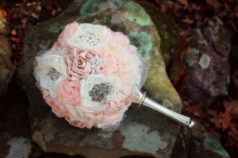 Свадьба - 5 piece Wedding Bouquet Set