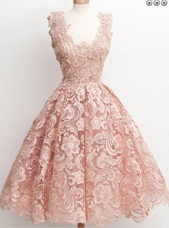 Rosella Finding Neverland Lace Dress