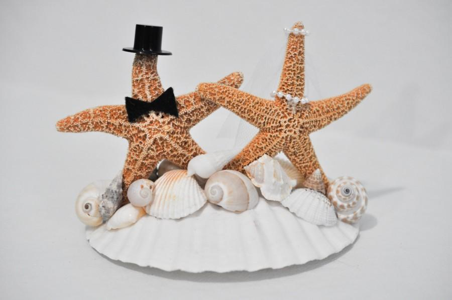 Stunning Starfish Wedding Cake Toppers Pictures - Styles & Ideas ...