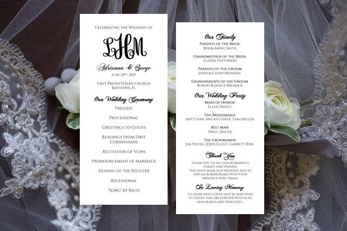 graphic about Free Monogram Printable identified as Monogram Marriage ceremony Software Template Tea Duration Printable