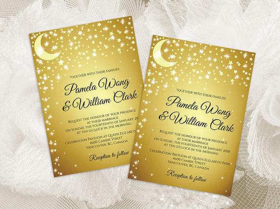 Diy printable wedding invitation card template 2455594 weddbook diy printable wedding invitation card template stopboris Choice Image