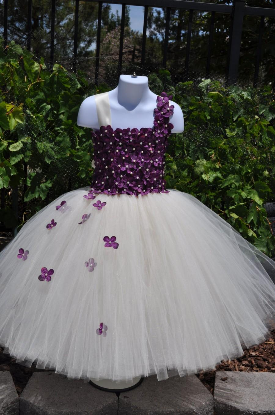 Special Occasion Dress Tutu Dress Flower Girl Dress Infant Dress