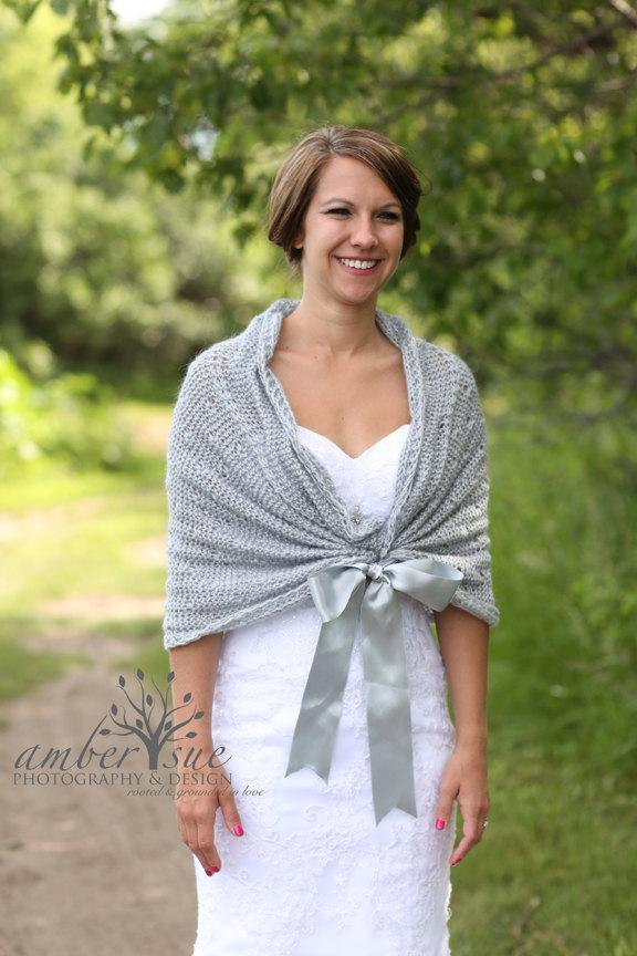 Wedding Shawl Wedding Cape Bridal Bolero Bridal Shawl