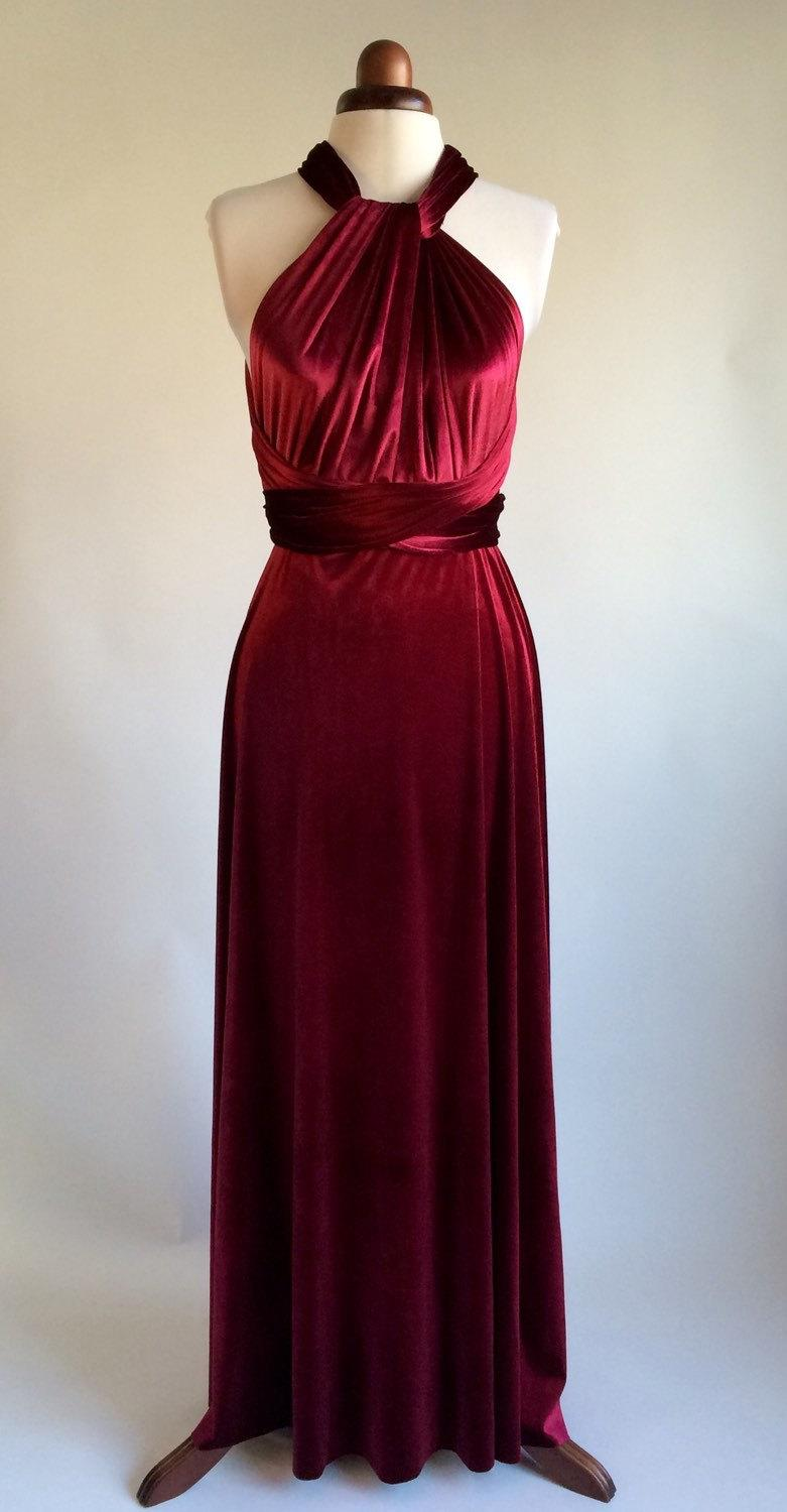 Shoe Color With Red Velvet Dress