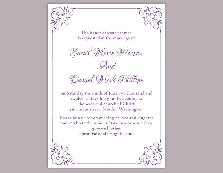 , free purple wedding invitation templates download, pink and purple wedding invitation templates, purple and blue wedding invitation templates, wedding cards