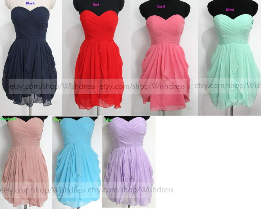 870c941a6ba Coral Blue Bridesmaid Dresses Image collections - Bridesmaid Dresses ...