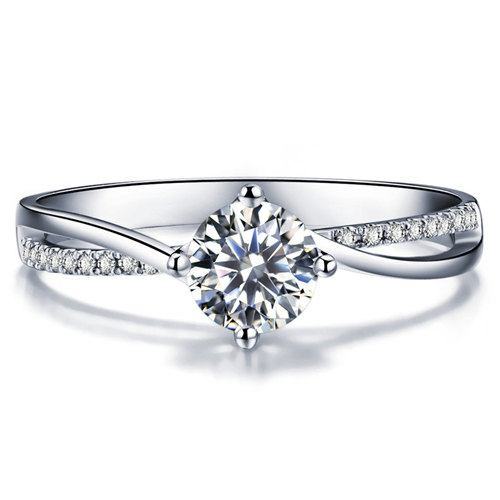 how to clean white gold and diamond ring