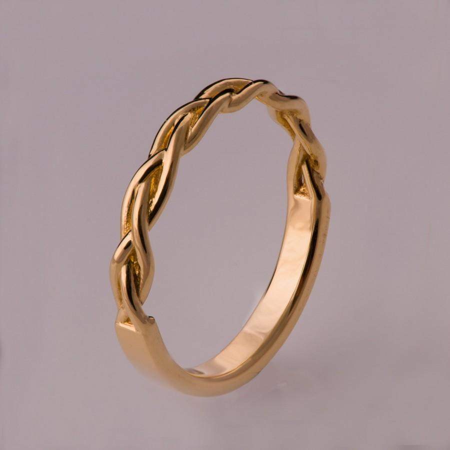 fit size band ring beb for men flat comfort women double plain style to yellow accent gold bands wedding