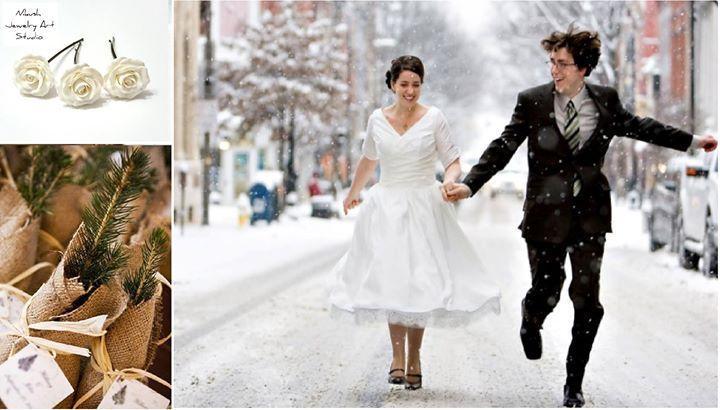 Mariage - Wedding winter: recommendations  200 examples ...