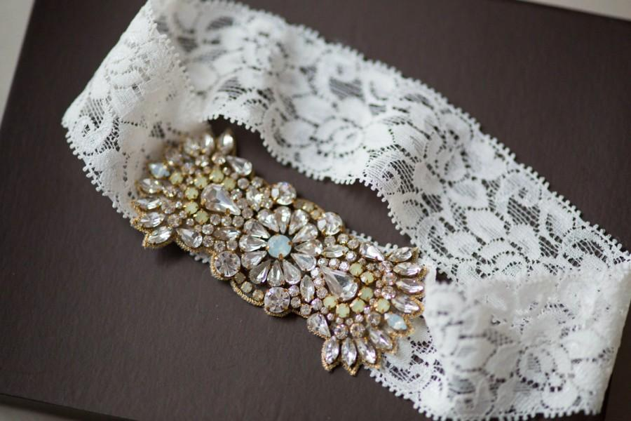 Wedding - Bridal Lace Garter set - Style R64 (Ready to ship)