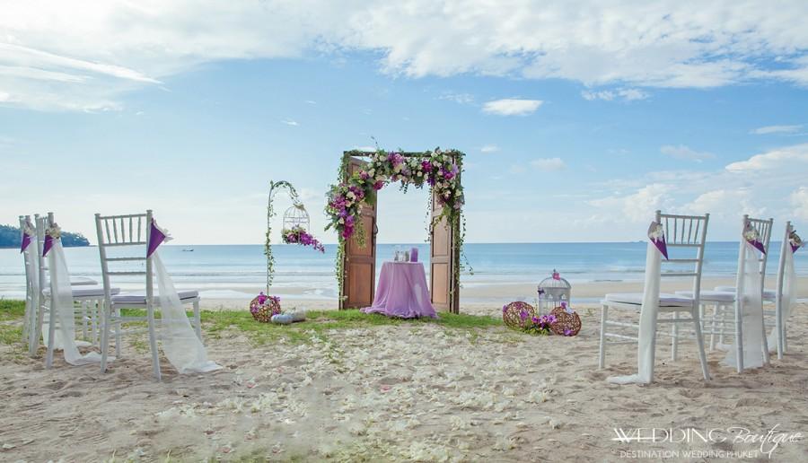 Wedding - Fairytale Beach Wedding