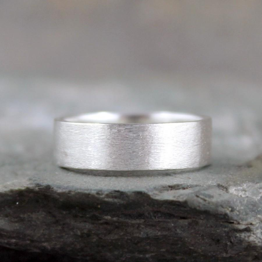 Sterling silver wedding bands canada