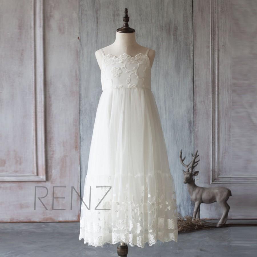 Junior White Long Maxi Dresses