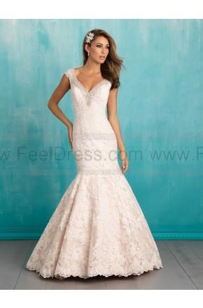 Wedding - Allure Bridals Wedding Dress Style 9311