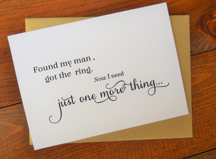 زفاف - FUNNY Will You Be My BRIDESMAID Card,  Shimmer Envelope, Funny Bridesmaid Card, Ask Bridesmaid Card, Funny Bridesmaid Proposal