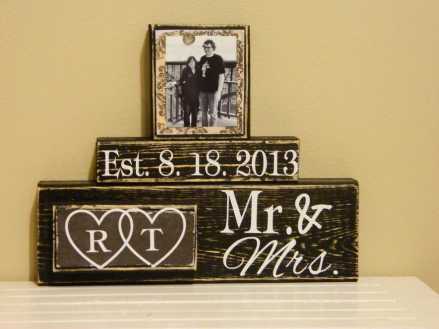 Wedding Photo Gift Ideas: Personalised Wedding Gifts Ideas Anniversary Gifts Bridal