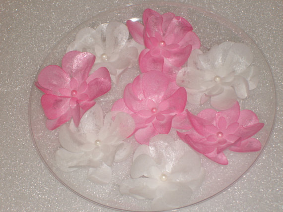 Edible Wafer Paper Flowers For Cakes Cookies And Cupcakes 2461540