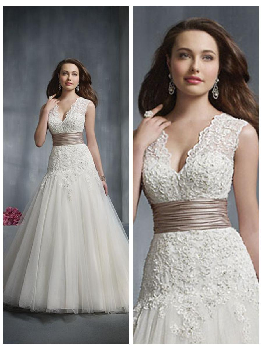 Re embroidered lace designer wedding dress alfred angelo 2243 re embroidered lace designer wedding dress alfred angelo 2243 ombrellifo Gallery