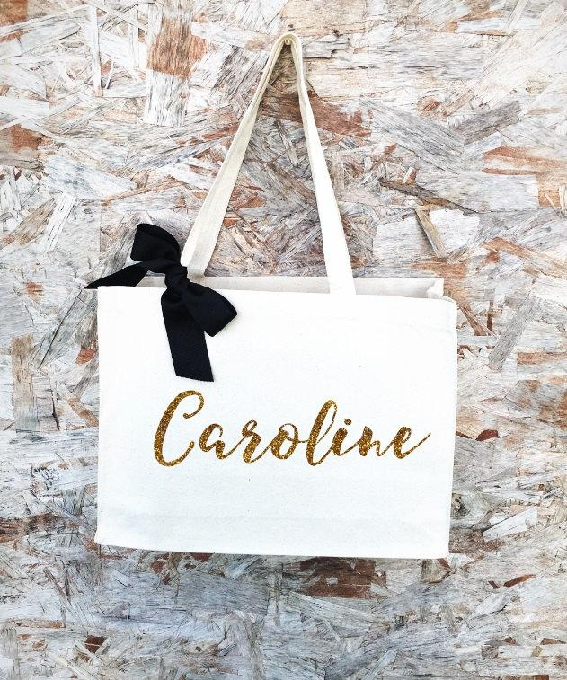 Свадьба - Bride Team,I Bridesmaid Bag, Custom Tote Bag, Canvas Tote Bag, Bridesmaid Gift Idea, Bridesmaid Gift, Bridesmaid Tote, Bride Tote, Wifey