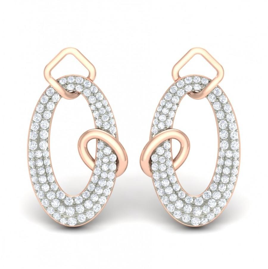Wedding - Browse  the Dulce Diamond Earrings & other Diamond Jewellery