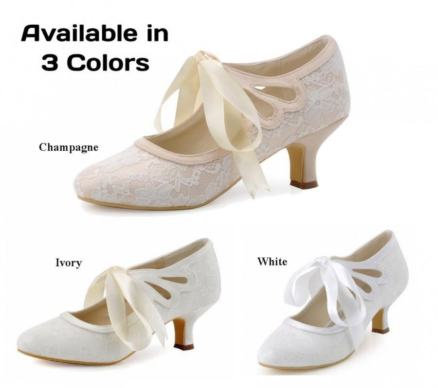 Downton Abbey Wedding Shoes Available In 3 Colors 2462230 Weddbook