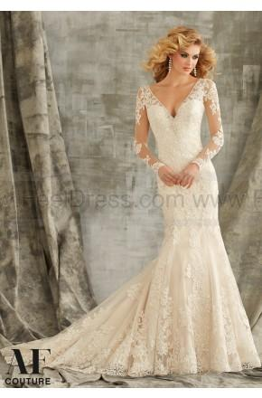Свадьба - Mori Lee Bridal Gown 1350