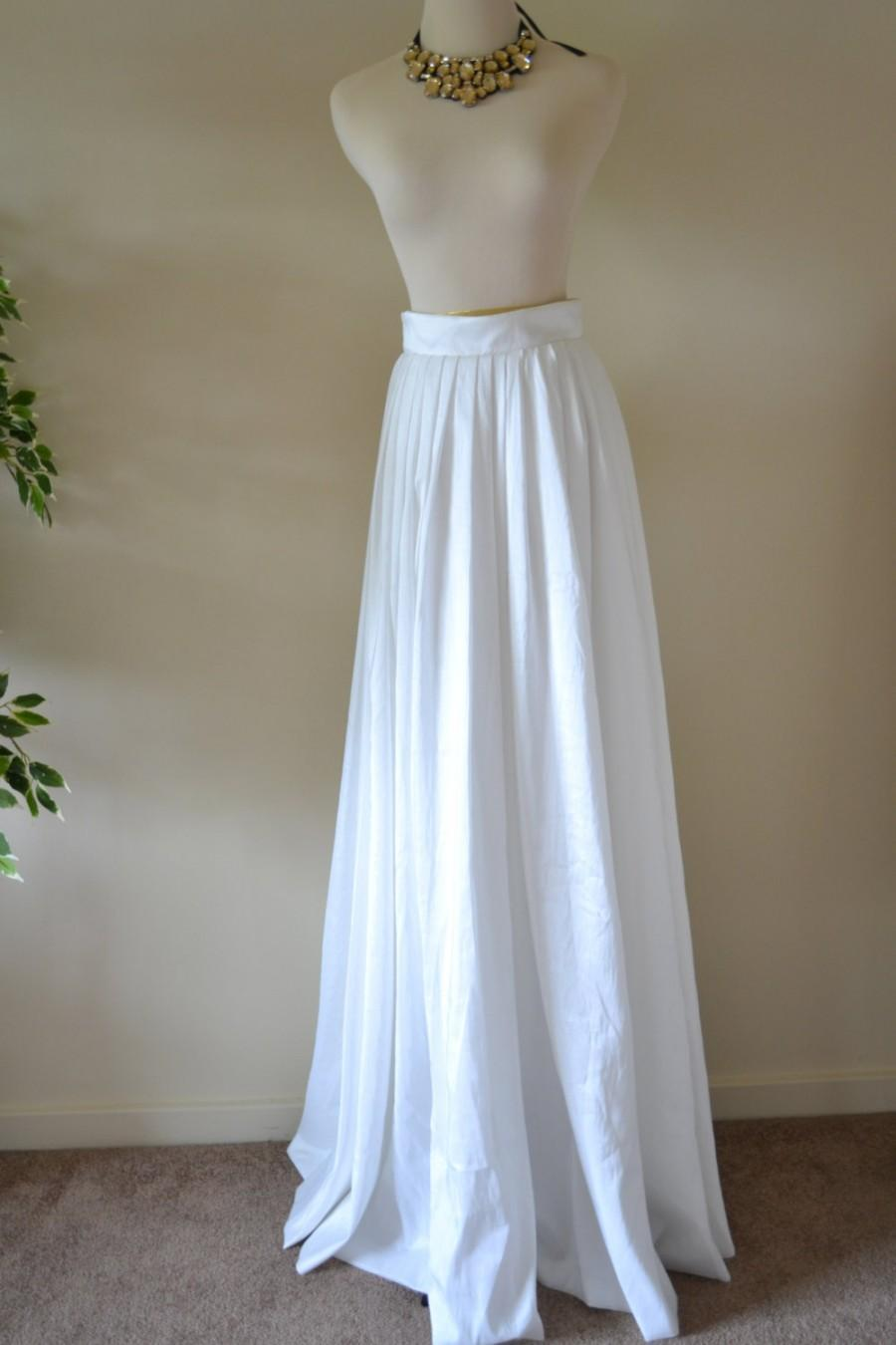 Custom-made \'Tia\' Skirt Formal Bridal Separates Full Ballgown Silk ...